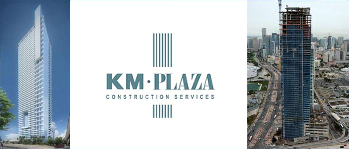 Marquis KM Plaza Construction